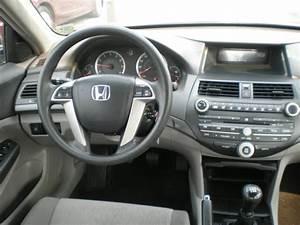 Honda Accord 2009 Gray Sedan Lx P Gasoline 4 Cylinders