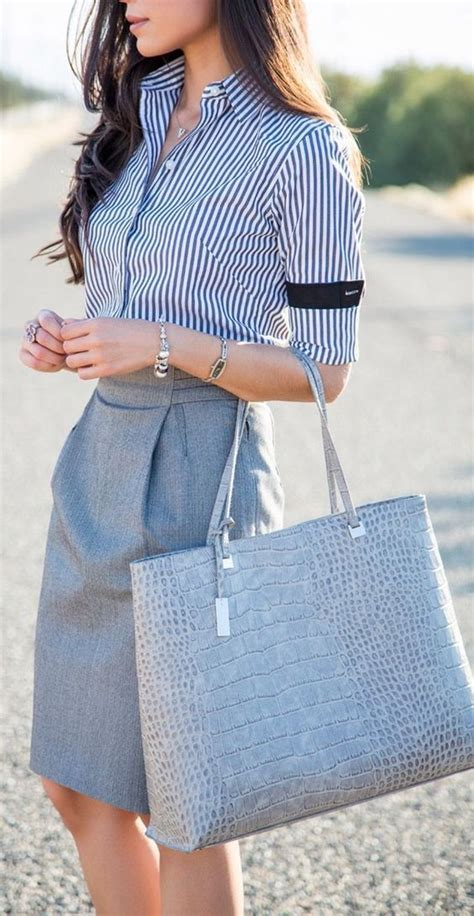 Pinterio | 50 Sophisticated Summer Work Outfits for Women in 2016