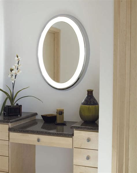 Oval Vanity Mirrors For Bathroom by Oval Bathroom Vanity Mirrors Best Decor Things