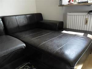 Recamiere Leder Ikea : recamiere sofa chaiselongue couch sitzecke leder braun ikea in m nchen ikea m bel ~ Markanthonyermac.com Haus und Dekorationen