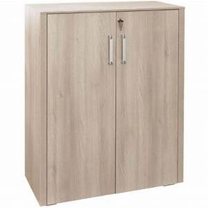 Meuble Avec Serrure : meuble de rangement bureau ~ Teatrodelosmanantiales.com Idées de Décoration