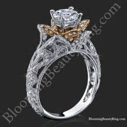 edwardian engagement ring what are engagement rings blooming ring