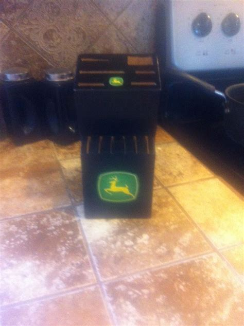 Deere Kitchen Knife Set by 67 Best Images About Deere Kitchen Decor On