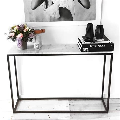pictures marble console table 25 best ideas about hallway tables on sofa