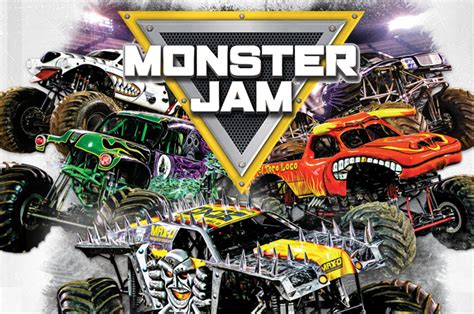 monster truck show jacksonville monster jam regresa a chile