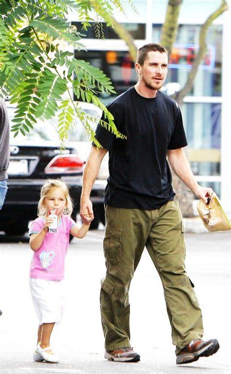Christian Bale Hottest Celebrity Dads Celebs