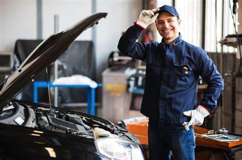 Description Du Poste De Mécanicien Automobile Et Salaire