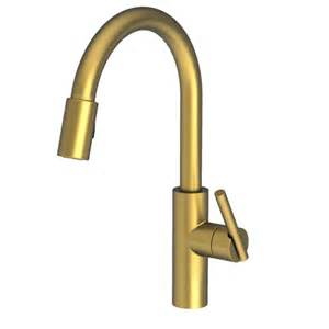 brass kitchen faucet newport brass quality bath kitchen products