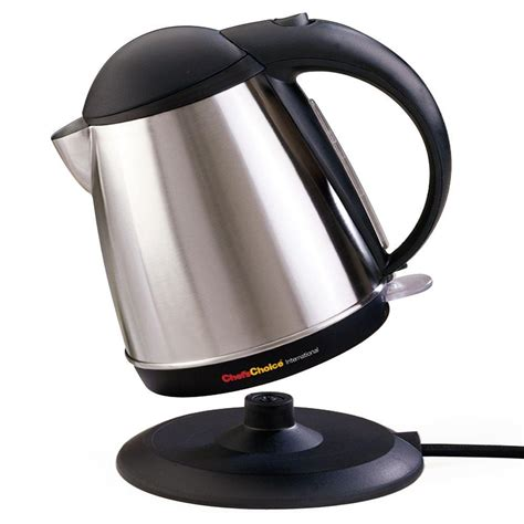 electric kettles water boiling
