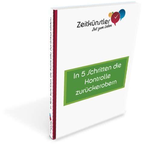 """Download Ebook """"in 5 Schritten Die Kontrolle Zurückerobern"""