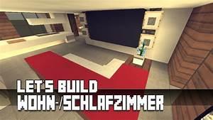 Minecraft Möbel Bauen : minecraft m bel tutorial modernes wohn schlafzimmer haus nr 11 youtube ~ A.2002-acura-tl-radio.info Haus und Dekorationen