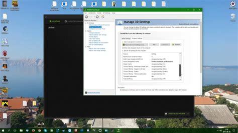 pubg fps boost pubg nvidia panel fps boost setup