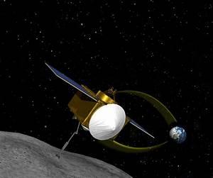 NASA Selects OSIRIS-REx as first US Asteroid Sampling Mission