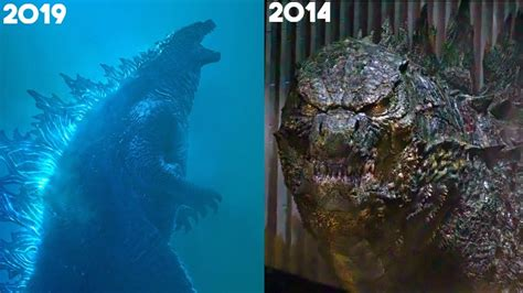 Which Godzilla Design Was Better