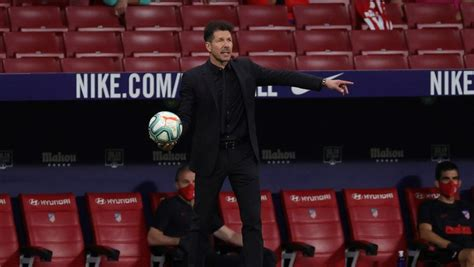Simeone: 'We needed to reinforce the Barcelona match with ...