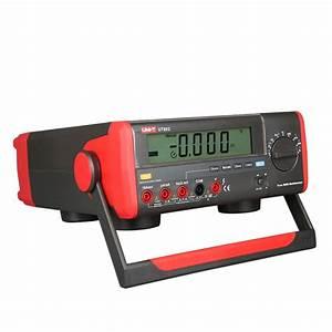 UT803 Benchtop Multimeter_UT800 Series_UNI-T