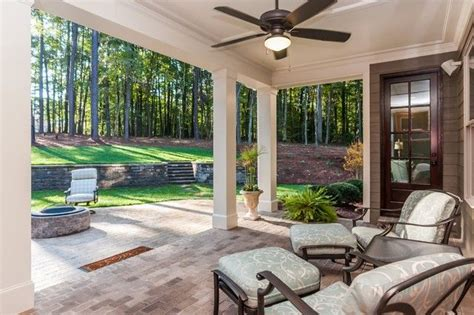 Back Porch Designs For Houses by Particular Covered Back Porch Designs On Home Design