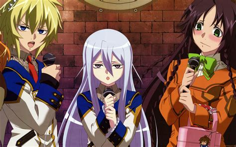 Anime Chrome Wallpaper - chrome shelled regios wallpapers and background images