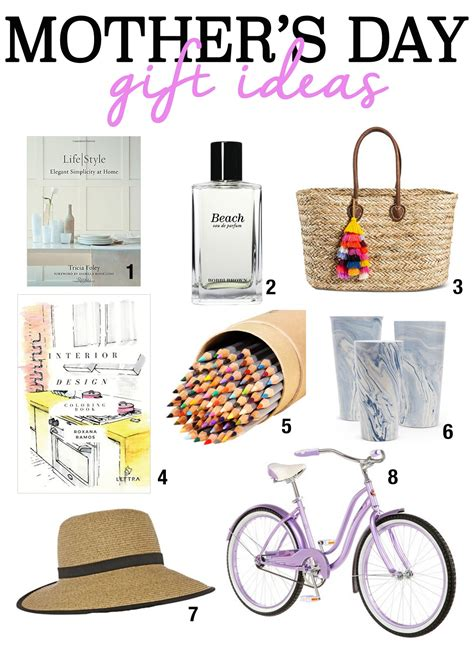 mothers day gift ideas mother s day gift ideas that moms will love in my own style