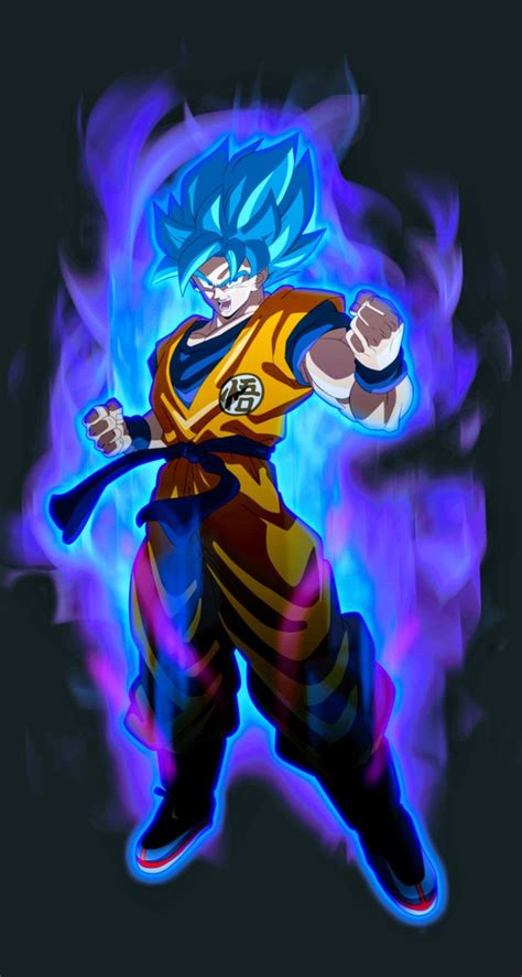 goku super saiyan blue dragon ball super imagenes de
