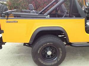 Buy New Jeep Scrambler 1982 Cj8 Extras   In Redding  California  United States