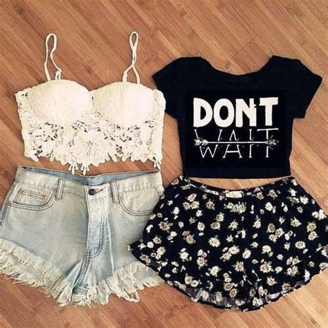 Cute Summer Outfits - Bilder Land