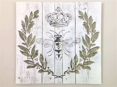 30 Wall Decor Ideas For Your Home: 30 Ideas Of Shabby Chic Wall Art
