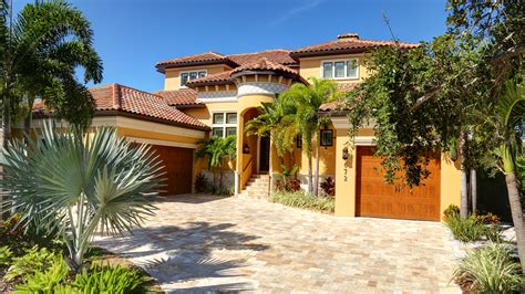 clearwater beach waterfront estate   purchase