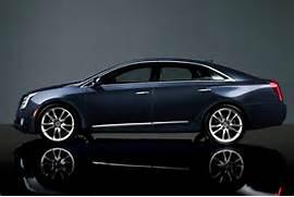 2017 Cadillac XTS Revi...