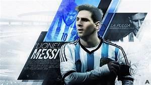Messi Desktop Background Free Download