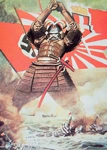 japanese propaganda poster second world war war