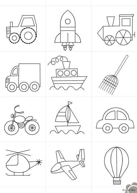 Image result for közlekedés óvodában Drawing for kids