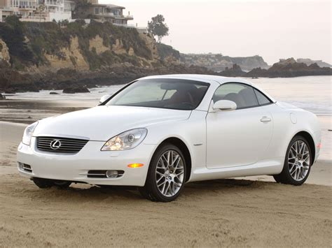 Lexus Sc 430 2004 Review, Amazing Pictures And Images