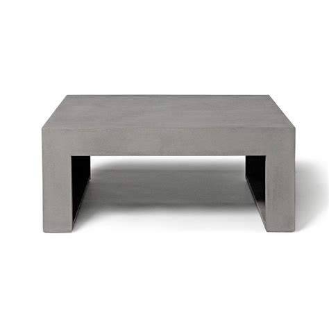 square low coffee table lyon b 233 ton