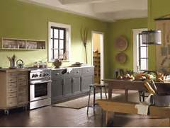 Paint Colors For Light Kitchen Cabinets by Green Kitchen Paint Colors Pictures Ideas From HGTV HGTV