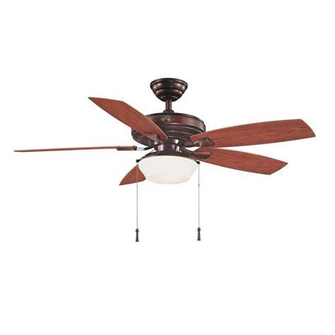 outdoor ceiling fan for gazebo hton bay gazebo ii 52 in indoor outdoor weathered
