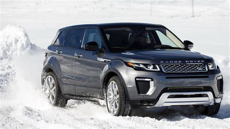 Land Rover Range Rover Evoque 4k Wallpapers by 2016 Range Rover Evoque Autobiography 4k Wallpaper Hd