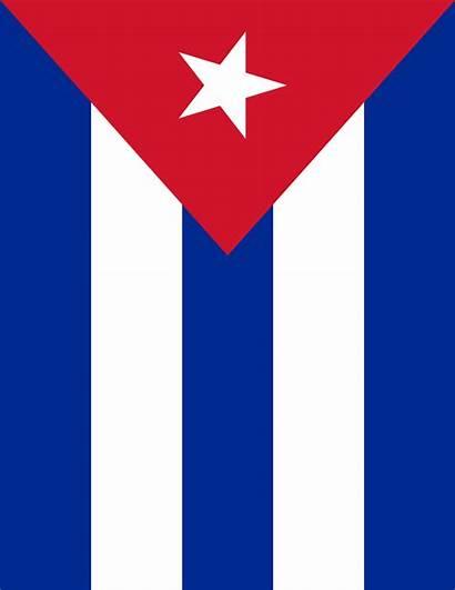 Flag Cuba Flags Countries Svg Wpclipart 1100