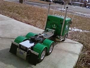 my fleet of 1/14 scale tamiya tractor trailers - R/C Tech ...