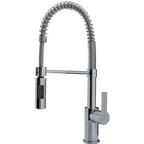 rubinetto a molla rubinetto cucina moderno con doccia a molla fima carlo