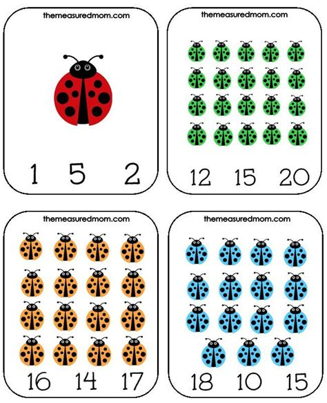 17 best ideas about counting activities on