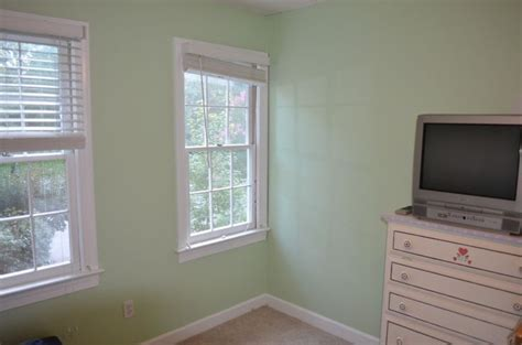 Finished Bedroom   Cucumber by Sherwin Williams   Vivian's