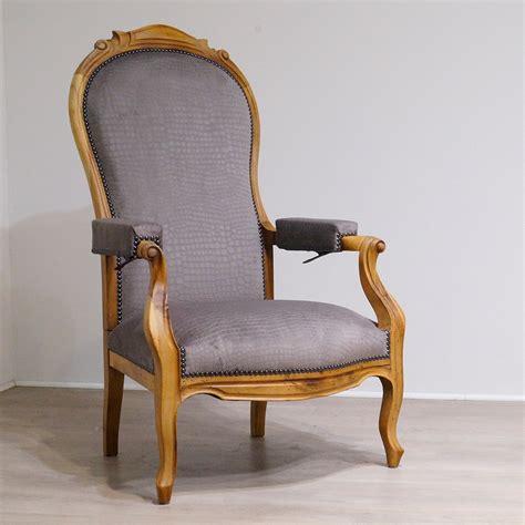 prix d un fauteuil voltaire ancien r 233 novation fauteuil ancien sellerie du pilat