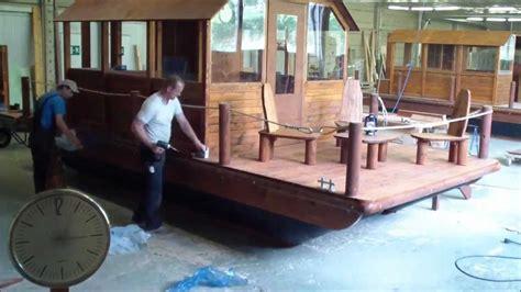 hausboot selber bauen 3 ninjas bauen flo 223 in 2 minuten boot hausboot bauen im zeitraffer x 250 tom sawyer
