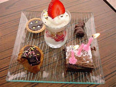recette de dessert gourmand