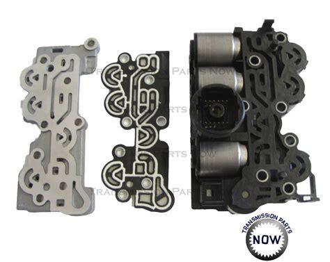 5r55s 5r55w ford transmission solenoid block pack explorer