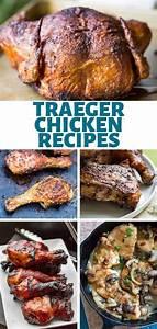 easy traeger chicken recipes pellet grill recipes