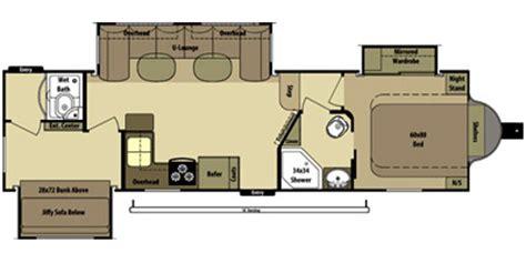 open range light rv floor plans 2014 open range rv light fifth wheel series m 315bhs specs