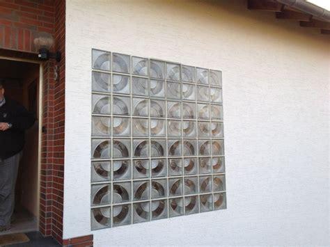 Glasbausteine Ersetzen Durch Fenster by Glasbausteine Durch Richtige Fenster Ersetzen