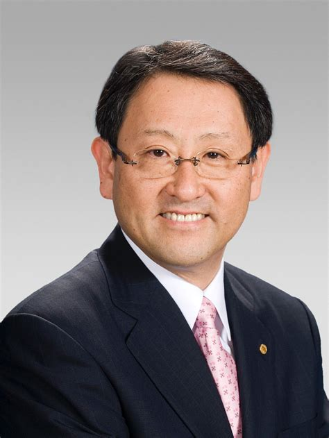 Toyota Ceo Told To Stop Weeping By Investor